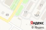 Схема проезда до компании Горизонт-А в Турлатово