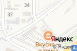 Схема проезда до компании Магазин автозапчастей для SsangYong в Аксае