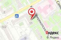 Схема проезда до компании Медведь в Ярославле