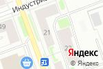 Схема проезда до компании Сити в Северодвинске