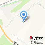 Мета на карте Ярославля