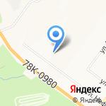 Средняя школа №31 на карте Ярославля