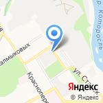 ЛитМетКомплект на карте Ярославля