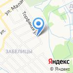 Зоосфера на карте Ярославля