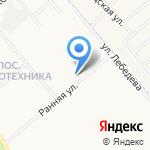 SтрижКа на карте Ярославля