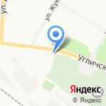 РПК Проект на карте Ярославля