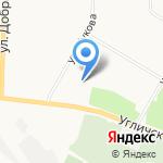 Орифлейм Косметикс на карте Ярославля