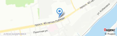 Газовые Приборы на карте Ростова-на-Дону