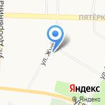 Арома на карте Ярославля
