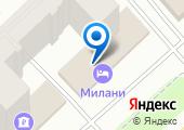 Нотариальная палата Вологодской области на карте