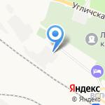 Строй-Град на карте Ярославля