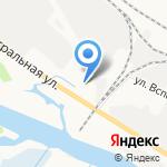 А-Сервис на карте Ярославля