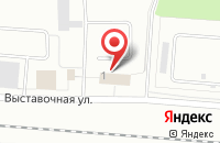 Схема проезда до компании Ярославский автотранспортный союз в Ярославле