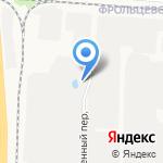 Керамзит на карте Ярославля