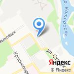 ЯрПолог на карте Ярославля