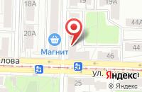 Схема проезда до компании Пицца Рома в Ярославле