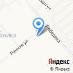 Веко на карте Ярославля