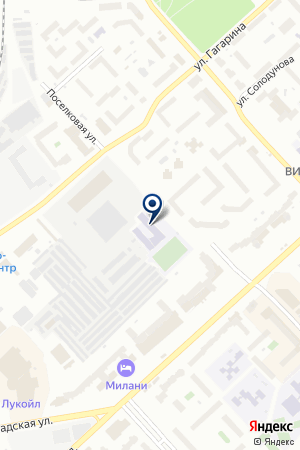 Гарант-Авто на карте Вологды