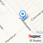 Автоэкспресс на карте Ярославля