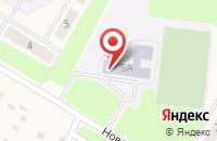Схема проезда до компании Турлатовская основная общеобразовательная школа в Турлатово