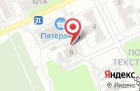 Схема проезда до компании Старый двор в Ярославле