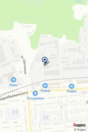 Техноресурс на карте Вологды