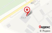 Схема проезда до компании Газпром трасгаз Ухта в Родионцево
