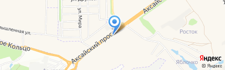 РосГазМаркет на карте Аксая