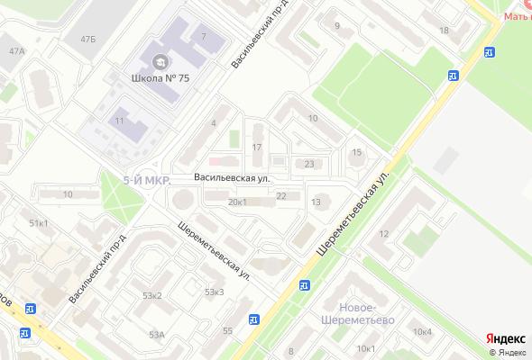 купить квартиру в ЖК Шереметьевские горки