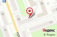 Схема проезда до компании Факс в Северодвинске