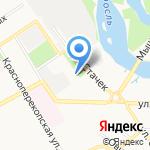 Централизованная библиотечная система на карте Ярославля