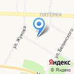 Детский сад №65 на карте Ярославля
