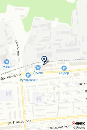 Окрасочные технологии на карте Вологды