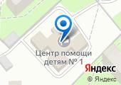 Вологодский детский дом №1 на карте