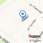 Почтовое отделение №46 на карте Ярославля
