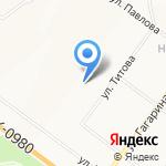 Надежда на карте Ярославля