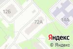 Схема проезда до компании Чик-чик в Вологде