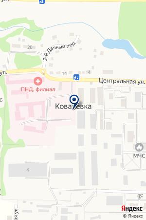 ГУЗ ПСИХИАТРИЧЕСКАЯ БОЛЬНИЦА на карте Аксая