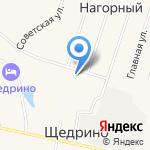 Отделение Управления Федеральной миграционной службы России по Ярославской области в Ярославском районе на карте Ярославля