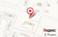 Схема проезда до компании Участковый пункт полиции в Нагорном