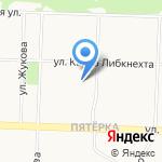 Перспектива на карте Ярославля