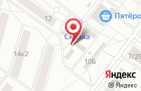 Схема проезда до компании Домашняя Кухня в Ярославле