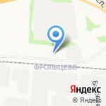 Аквилон на карте Ярославля