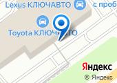 Лексус - Ростов-на-Дону на карте