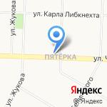 Магазин хозтоваров и сантехники на карте Ярославля