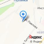 Детская школа искусств №5 на карте Ярославля