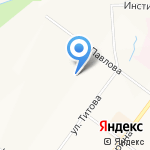 Проф-Автоматика на карте Ярославля