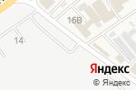 Схема проезда до компании Формула мебели в Аксае