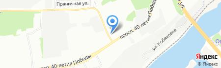 Фарма-Дон на карте Ростова-на-Дону