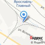 Luckycar на карте Ярославля